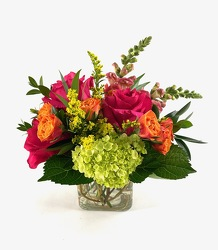 Bright Blooms from Crestwood Flowers, your flower shop in Kansas City