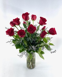 Red Roses, Long-Stemmed from Crestwood Florist, your flower shop in Kansas City