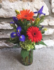 Hobnail Vase from Crestwood Flowers, your flower shop in Kansas City