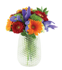 Hobnail Vase from Crestwood Florist, your flower shop in Kansas City