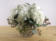 Hydrangea Bowl from Crestwood Flowers, your flower shop in Kansas City