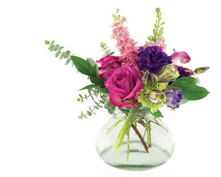 Posie from Crestwood Flowers, your flower shop in Kansas City