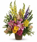 Spring Spray from Crestwood Florist, your flower shop in Kansas City