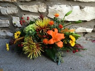 Thanksgiving Centerpiece from Crestwood Florist, your flower shop in Kansas City